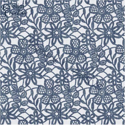 Floral Lace Stencil By Gemini Creative Stencils Made In