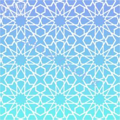 Safi Moroccan mosaic tile stencil, made in Australia by Gemini Creative
