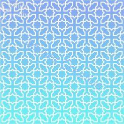 Tangier Moroccan stencil, made in Australia.